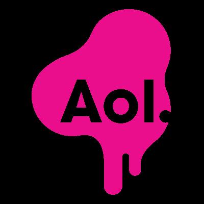 AOL Drip logo vector