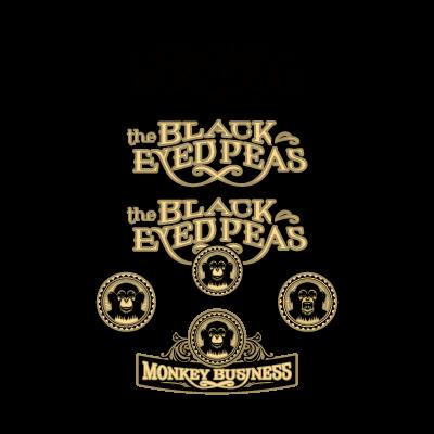 Black Eyed Peas logo vector