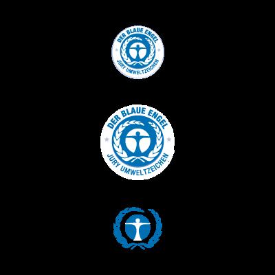 Blaue Engel logo vector