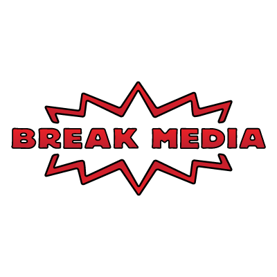 Break Media logo vector