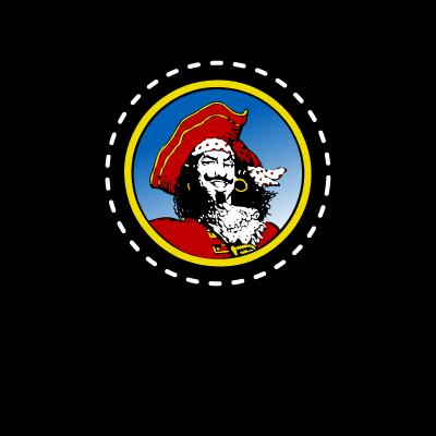 Captain Morgan Rum vector logo