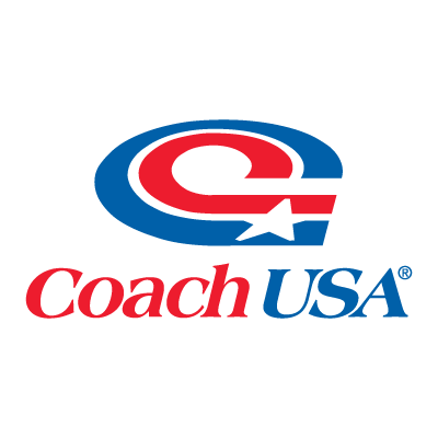 Coach USA logo vector