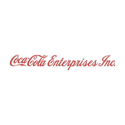 Coca-Cola Enterprises logo vector