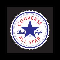 Converse All Star logo vector