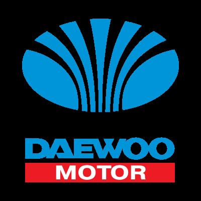 Daewoo Motor logo vector