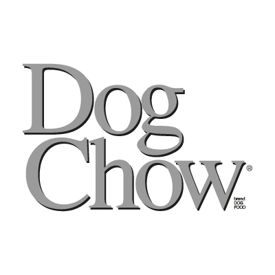 Dog Chow logo vector