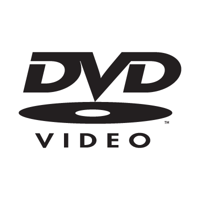 DVD Video logo vector