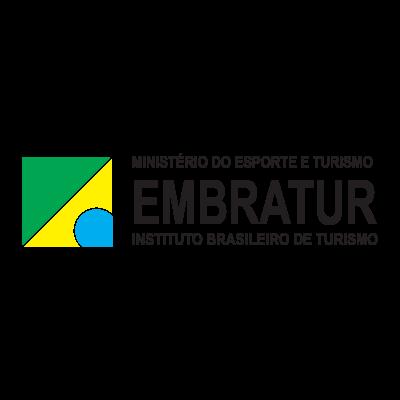 Embratur logo vector