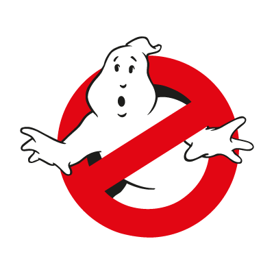 Ghostbusters logo vector