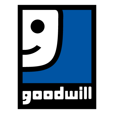 Goodwill logo vector