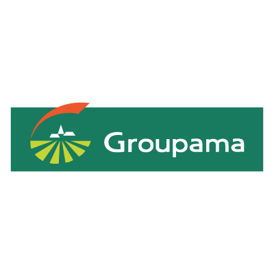 Groupama logo vector