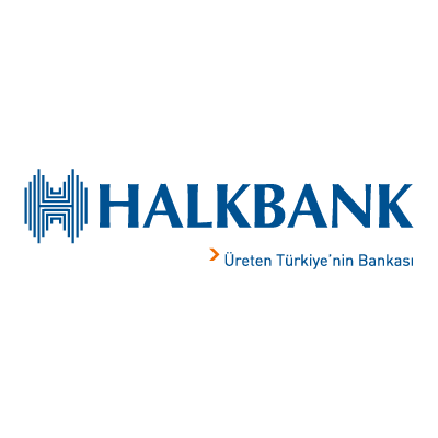 Halkbank vector logo