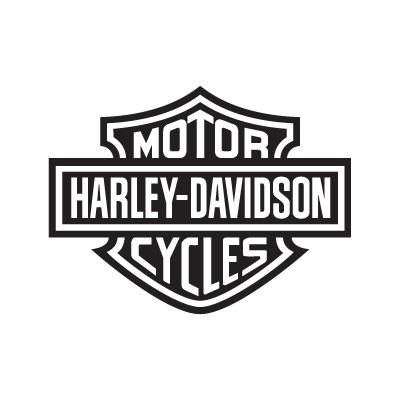 Harley-Davidson Cycles logo vector