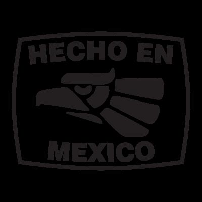 Hecho en Mexico logo vector