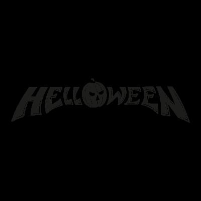 Helloween logo vector