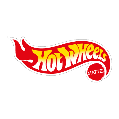Hot Wheels logo vector