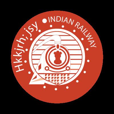 Indian Railway vector logo