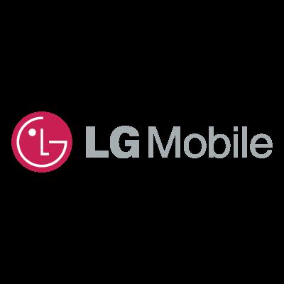 LG Mobile logo vector