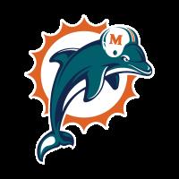 Miami Dolphins logo vector