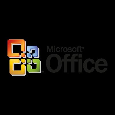 Microsoft Office 2004 logo vector