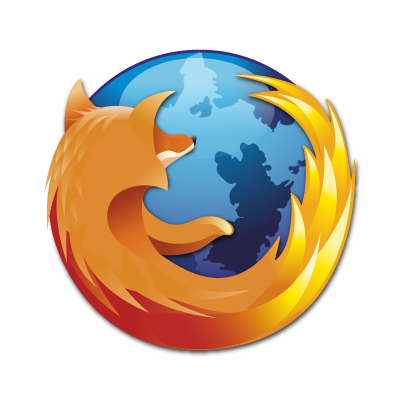 Mozilla Firefox logo vector