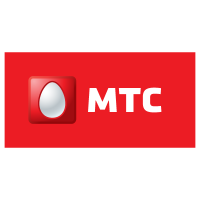 MTS logo vector