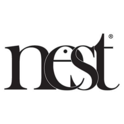 Nest logo vector
