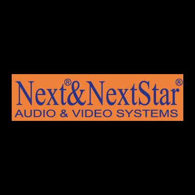 NextNextStar logo vector