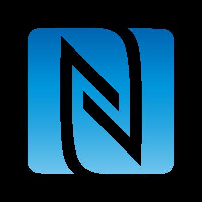 NFC logo vector (N-Mark) logo vector