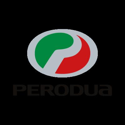 Perodua logo vector