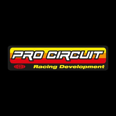 Pro Circuit logo vector