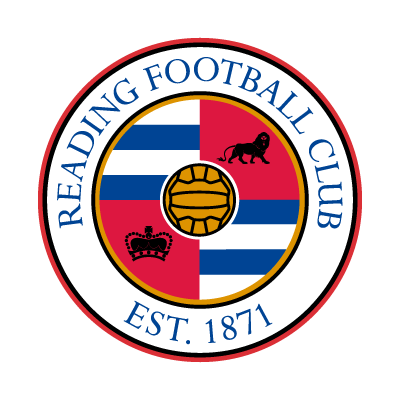 Reading FC logo vector