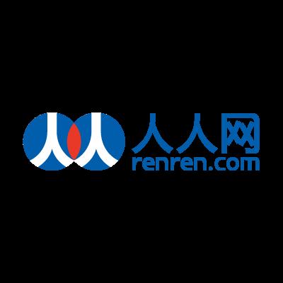 Renren logo vector