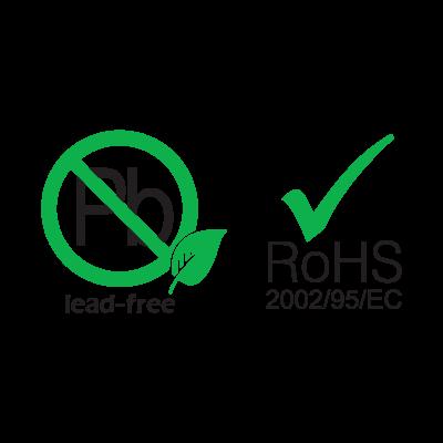RoHS Standard logo vector