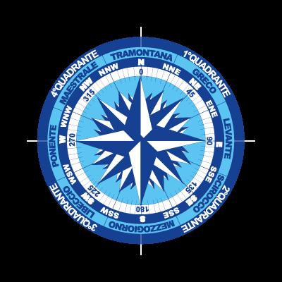 Rosa Dei Venti logo vector