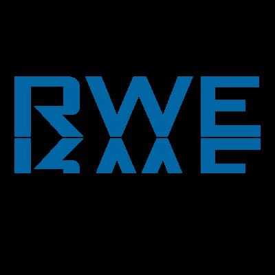 RWE logo vector