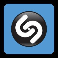 Shazam logo vector