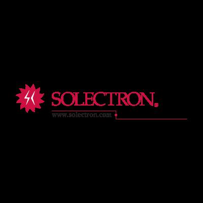 Solectron logo vector