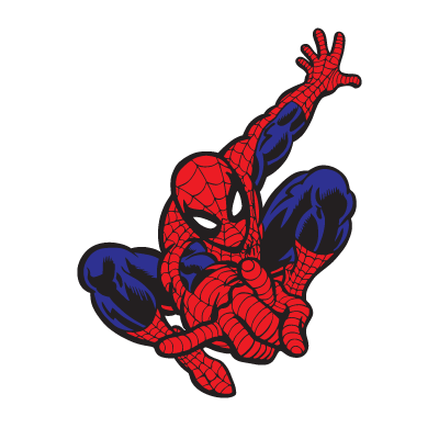 SpiderMan logo vector