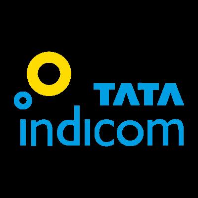 Tata Indicom logo vector