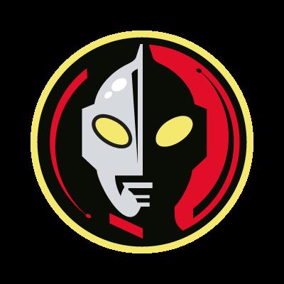 Ultraman logo vector
