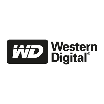 Western Digital logo vector
