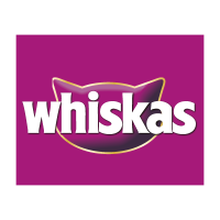 Whiskas vector logo