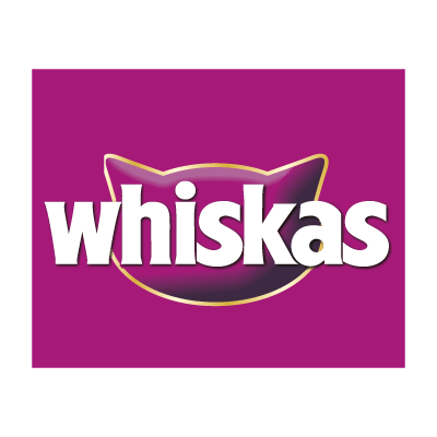 Whiskas logo vector