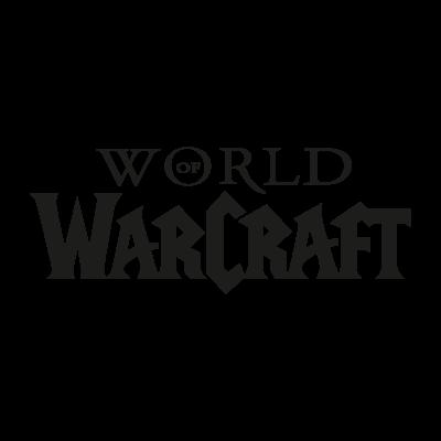 World of Warcraft logo vector