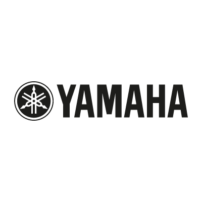 Yamaha Black vector logo