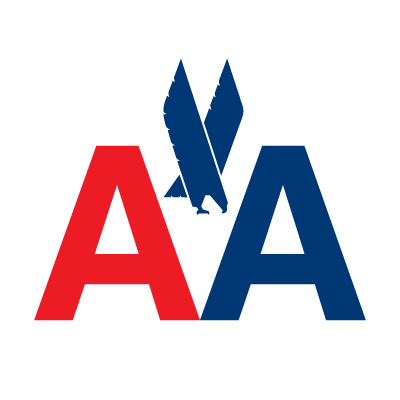 American Airlines AA logo vector