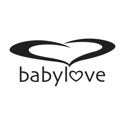 Baby Love logo vector
