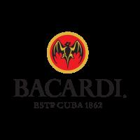 Bacardi 1862 logo vector