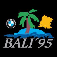 Bali 95 logo vector